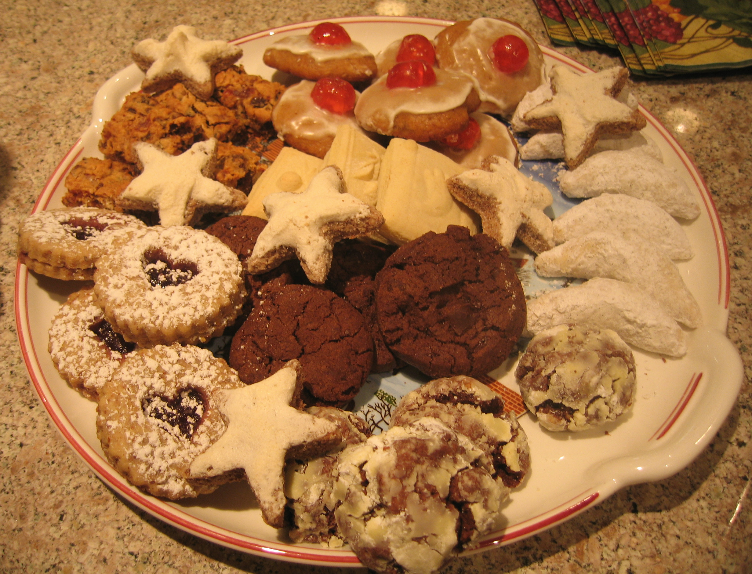Ruth S Christmas Cookies